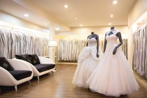 Rental service for Bridal Gowns, Evening Gowns, ROM Dress and Groom Suits